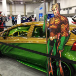 Kia Rio (Aquaman-Themed)